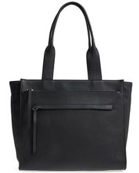 Nordstrom - Finn Pebbled Leather Tote - - Lyst