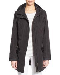 Pajar - 'bobbi' Hooded Raincoat - Lyst