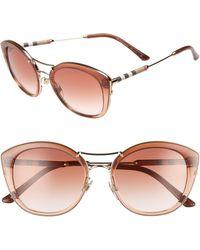 Burberry - 53mm Gradient Sunglasses - - Lyst