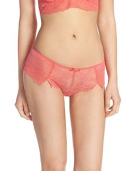 Passionata - 'blossom' Sheer Lace Hipster Briefs - Lyst