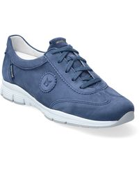 Mephisto 'yael' Soft-air Sneaker - Blue