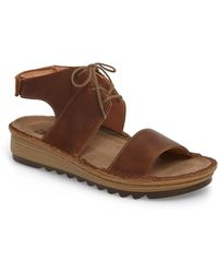 350fc204eab2 Lyst - Naot Apicola Sandal in Green - Save 2.958579881656803%