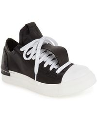 CA by Cinzia Araia - Lace-Up Leather Sneakers - Lyst