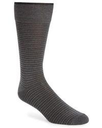Calibrate - Double Stripe Socks - Lyst