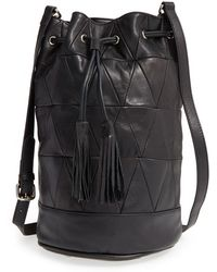 Nakedvice | 'the Stevie' Leather Bucket Bag | Lyst