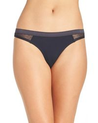 Chelsea28 Nordstrom - Low Rise Thong - Lyst