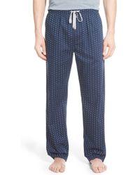 Michael Kors | Plaid Poplin Lounge Pants | Lyst