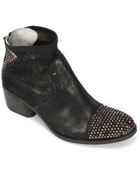 Summit - Galene Leather Ankle Boots - Lyst