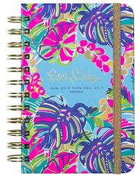 Lilly Pulitzer - Lilly Pulitzer 17-month Pocket Agenda - Lyst