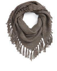 Hinge - Knit Scarf - Lyst