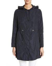 Moncler - Anthemis Rain Coat - Lyst