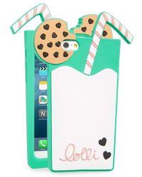 Lolli | Milk N' Cookies Iphone 6/6s Case | Lyst