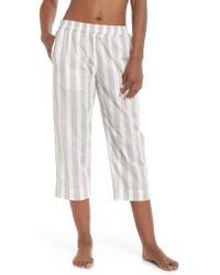 Maison Du Soir - Capri Pajama Pants - Lyst
