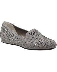J. Reneé Hanuko Crystal Embellished Loafer Flat - Multicolour