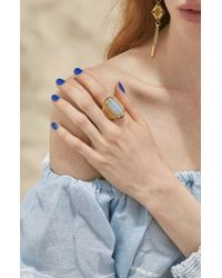 A Peace Treaty - 'magdelena' Statement Ring - Lyst