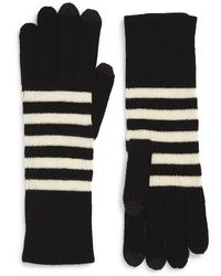 Marc Jacobs - Striped Gloves - Lyst