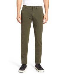 Good Man Brand - 'goodx' Regular Fit Pants - Lyst