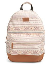 Rip Curl - 'surf Bandit' Woven Backpack - Lyst