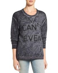 Stem - Graphic Sweatshirt - Lyst