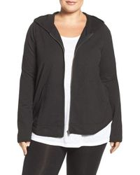 Yummie By Heather Thomson - French Terry Hoodie - Lyst
