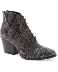 Andre Assous | 'Florencia' Lace-up Boot | Lyst