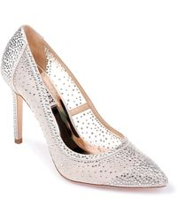 Badgley Mischka - Badgley Mischka Weslee Pointy Toe Pump - Lyst