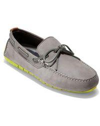 Cole Haan - Zerogrand Driving Shoe - Lyst