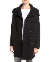 Bailey 44 - 'Cornell' Knit Sweater Coat - Lyst