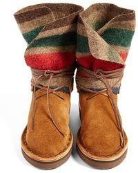 Chamula - Cree Wool Shaft Boots - Lyst