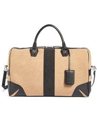 Rag & Bone - Flight Wool Blend Travel Bag - Lyst
