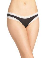 Cheek Frills - Lace Trim Bikini - Lyst