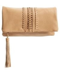 Phase 3 - Foldover Clutch - Lyst