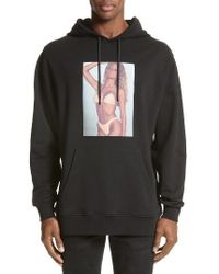 T By Alexander Wang - Hot Babe Patch Hoodie - Lyst
