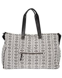 Amuse Society - Tululah Jacquard Tote - Lyst