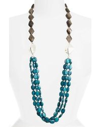 Simon Sebbag | Multistrand Necklace | Lyst