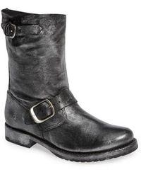 Frye - 'veronica Short' Slouchy Boot - Lyst