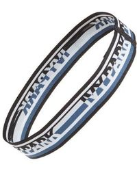 Ivy Park - Mixed Stripe Logo Headband - Lyst