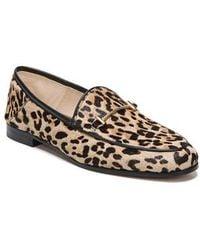 Sam Edelman - Lior Genuine Calf Hair Loafer - Lyst