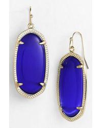 Kendra Scott | 'elle' Drop Earrings | Lyst
