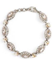 Sorrelli - Moonflower Crystal Bracelet - Lyst