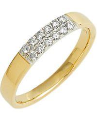 Bony Levy - Kiera Diamond Stacking Ring (nordstrom Exclusive) - Lyst