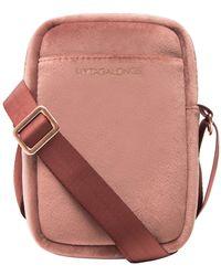 MYTAGALONGS Vixen Mini Crossbody Bag - Pink