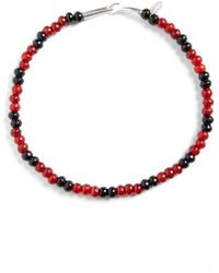 Undercover - Beaded Necklace - Lyst