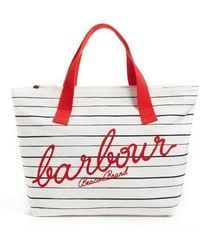 Barbour - Littlehave Tote - Lyst