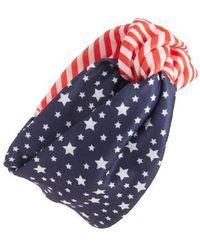 Tasha - Americana Head Wrap - Lyst
