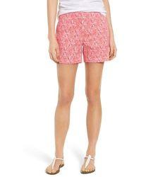 Vineyard Vines - Everyday Stretch Cotton Shorts - Lyst