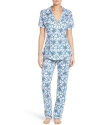 Love+Grace - Bloominglove Pajamas - Lyst