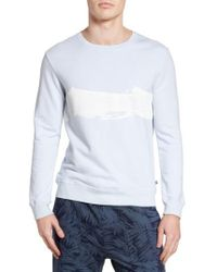 Sol Angeles - Spray Wave Graphic Pullover - Lyst
