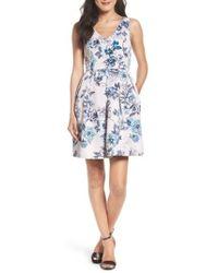 Taylor Dresses - Fit & Flare Dress - Lyst