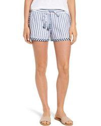 Vineyard Vines - Edging Stripe Drawstring Shorts - Lyst